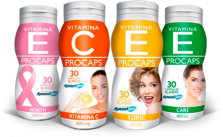 Vitaminas Procaps
