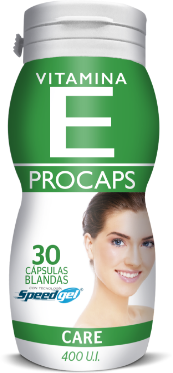 Vitamina E Care Procaps